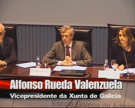 Presentación do Día das Letras Galegas 2013 - Actos en conmemoración do Día das Letras Galegas